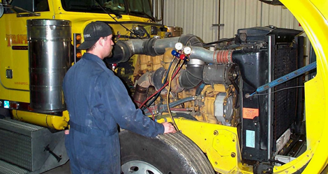 Professional Truck Repair Services in Mississauga