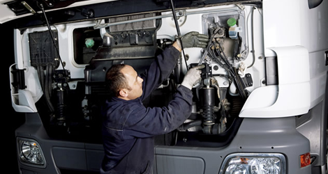 High Quality Truck & Trailer Repair Service in Calgary