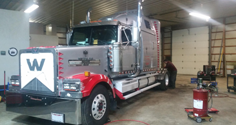 Professional Truck Repair Services in Halifax