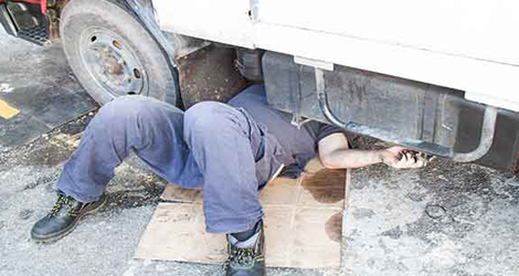 Professional Truck Repair Services in Brampton