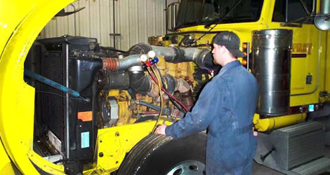Truck Repair Services in Illinois