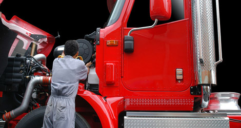 Truck Repair Services in Ohio