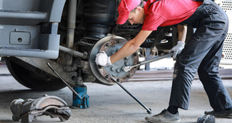 High Quality Truck & Trailer Repair Service in San Francisco