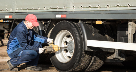Truck Repair Services in Milton