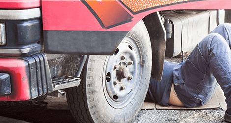 Truck Repair Services in Vaughan